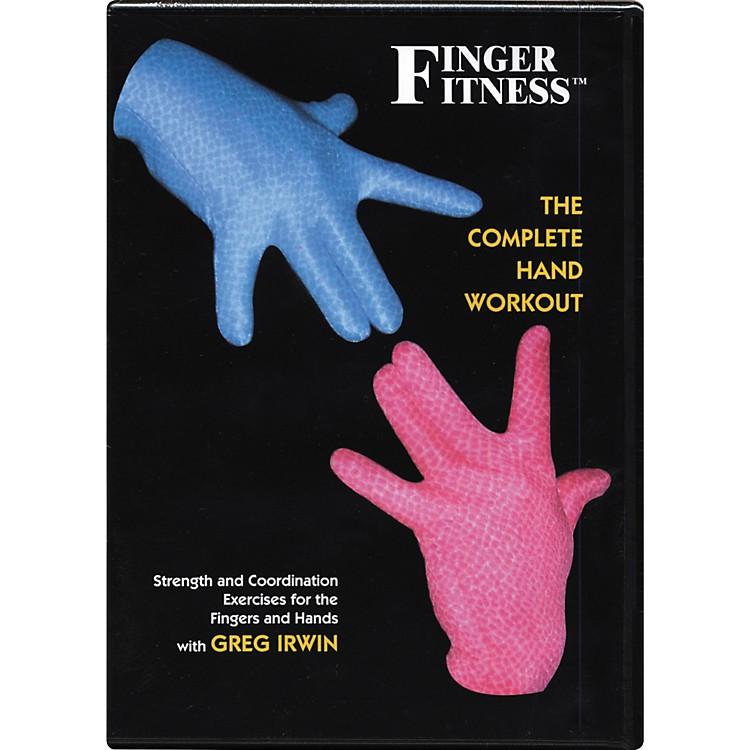 Finger FitnessComplete Hand Workout (DVD)