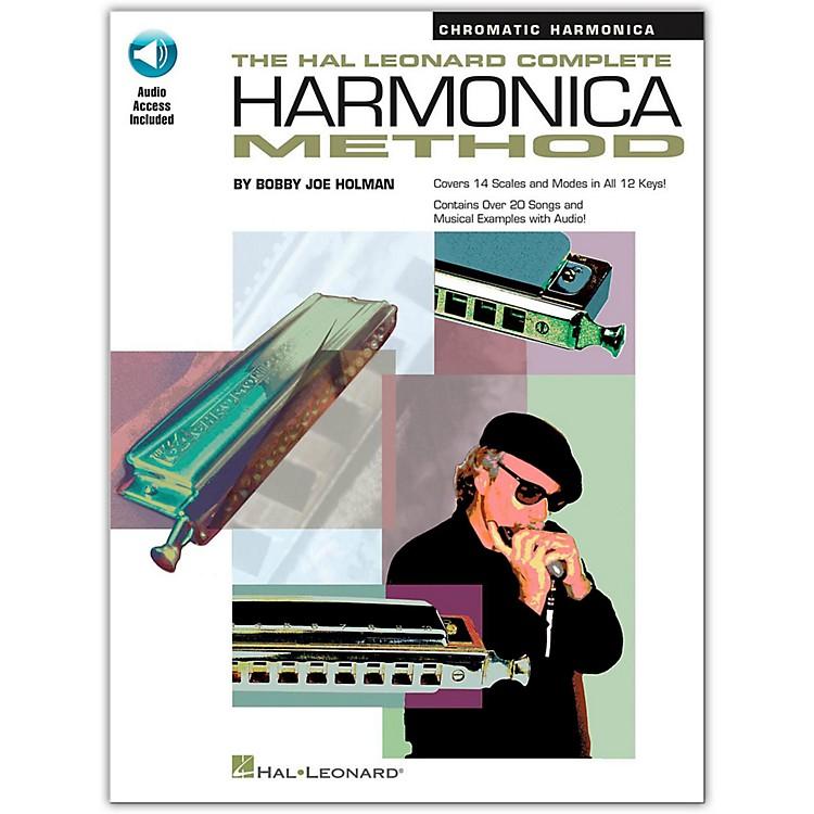 Hal LeonardComplete Harmonica Method Book/CD Chromatic Harmonica