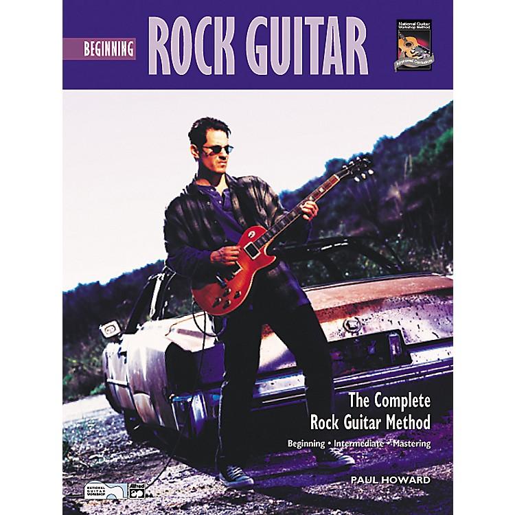 AlfredComplete Rock Guitar Method Beginning Rock Guitar