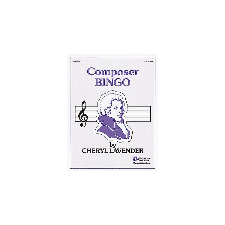 Hal LeonardComposer Bingo