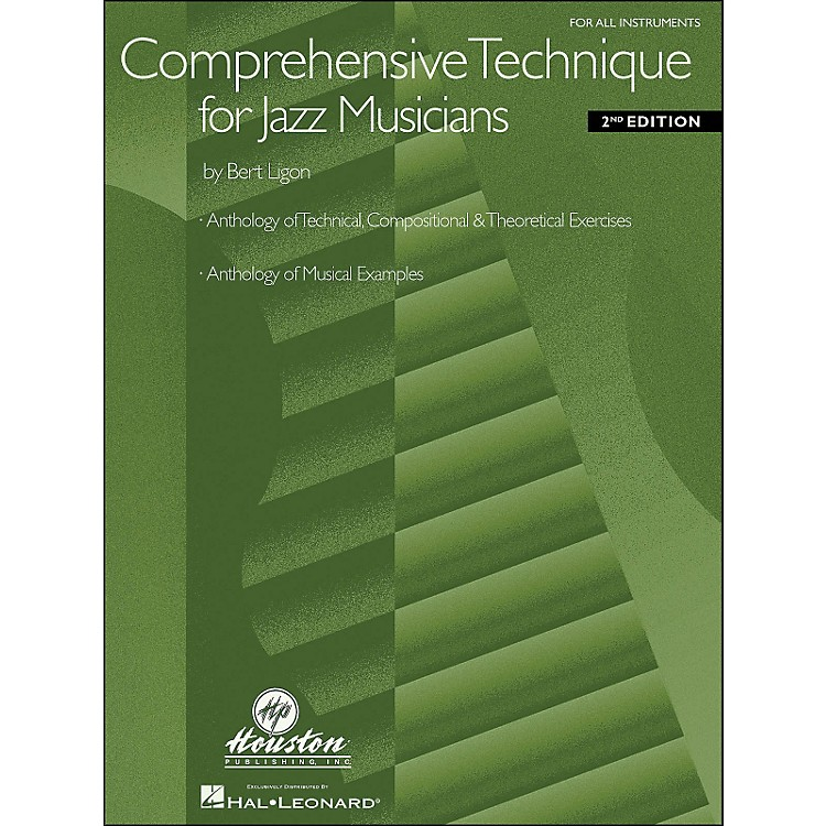 Hal Leonard Comprehensive Technique for Jazz Musicians