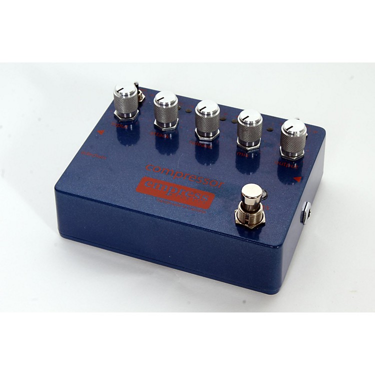 Empress EffectsCompressor Analog Compression Guitar Effects PedalRegular888365917269