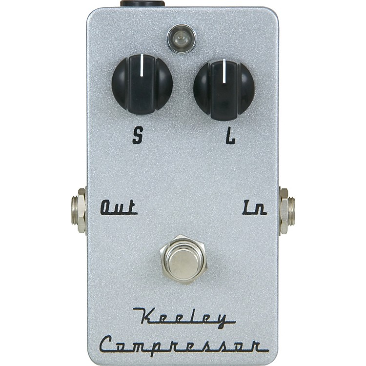 Keeley Compressor Guitar Effect Pedal
