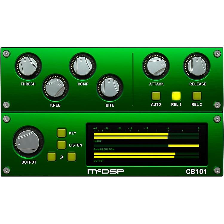 McDSPCompressorBank Native v5Software Download