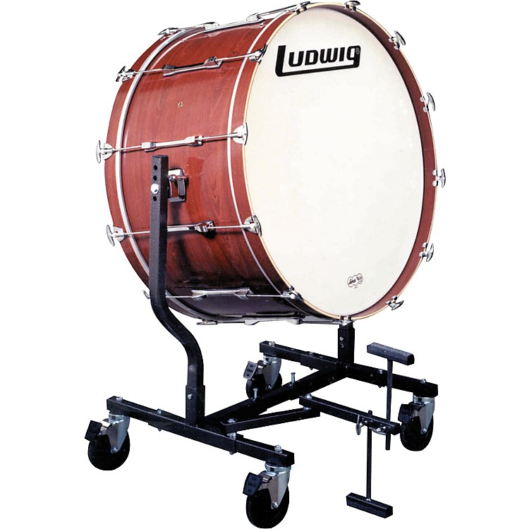 LudwigConcert Bass Drum w/ LE787 Stand