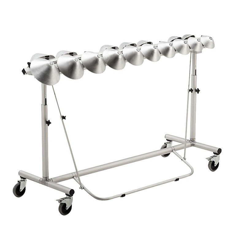 Aluphone Concert Grand with damping bar and frame, Stensgaard Concert
