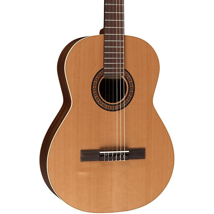 La Patrie Concert Left-Handed Classical Guitar Natural