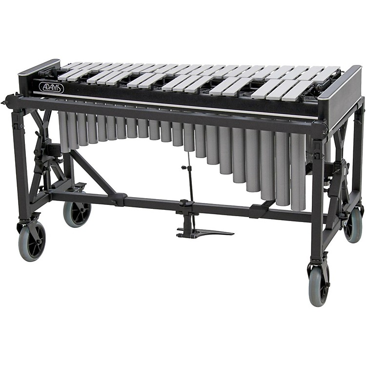 Adams Concert Series 3.0 Octave Vibraphone with Endurance Field Frame Silver Bars F3 - F6