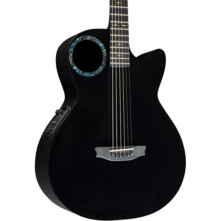 RainSongConcert Series CO-WS1005NS Acoustic-Electric GuitarBlack