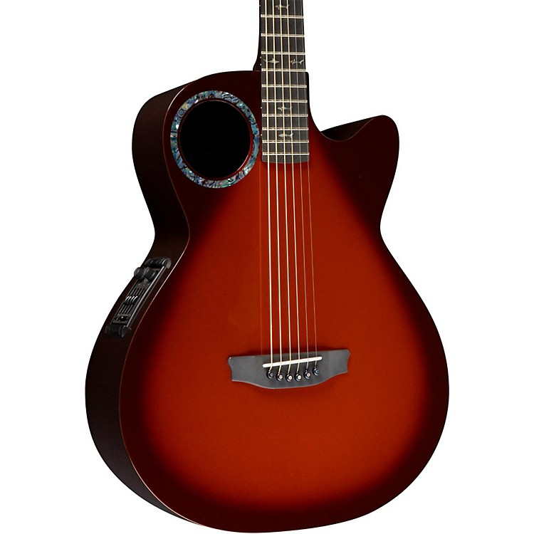 RainSong Concert Series CO-WS1005NS Acoustic-Electric Guitar Tobacco Burst