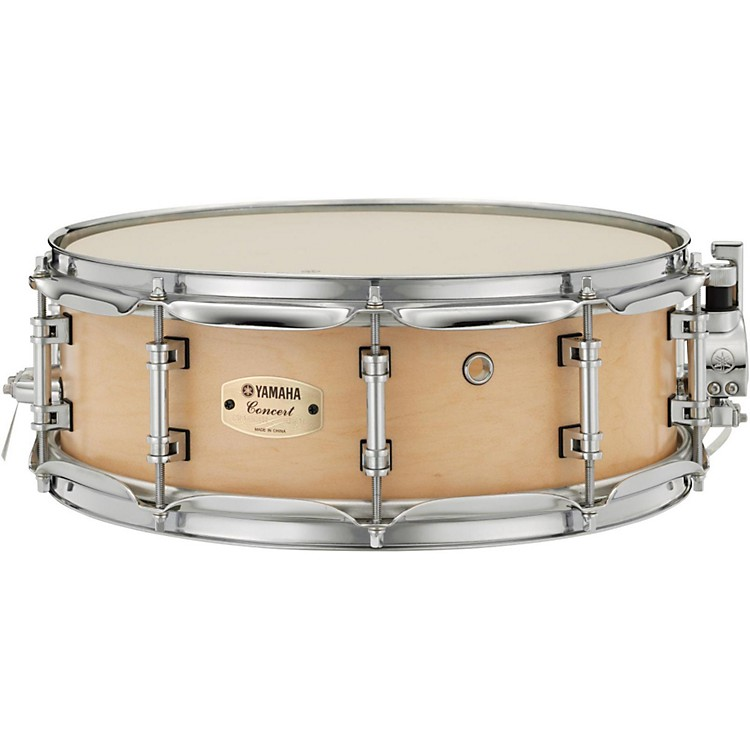 YamahaConcert Series Maple Snare Drum14 x 5 in.Matte Natural
