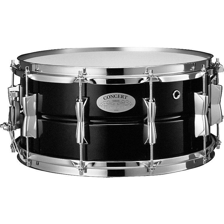Yamaha Concert Series Steel Snare Drum
