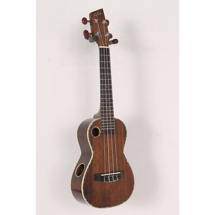 Riptide Concert Solid Top Ukulele Gloss Finish 886830686658