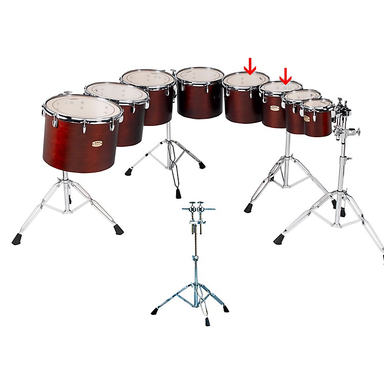 YamahaConcert Tom Set with WS860A Stand