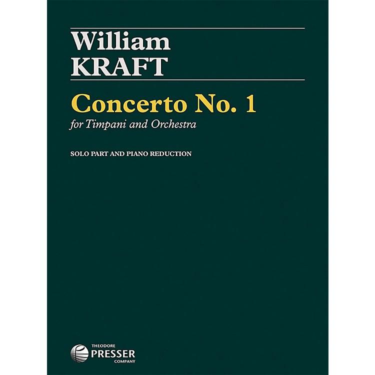 Carl FischerConcerto No. 1 for Timpani and Orchestra