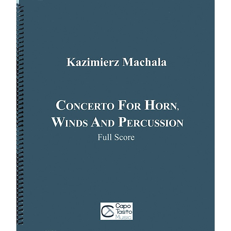 Carl FischerConcerto for Horn, Winds and Percussion Book