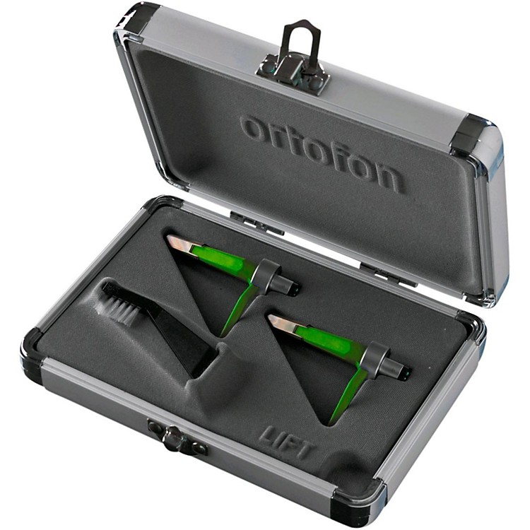 Ortofon Concorde DigiTrack Twin Pack - Limited Edition Green