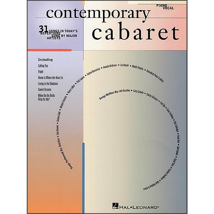 Hal LeonardContemporary Cabaret