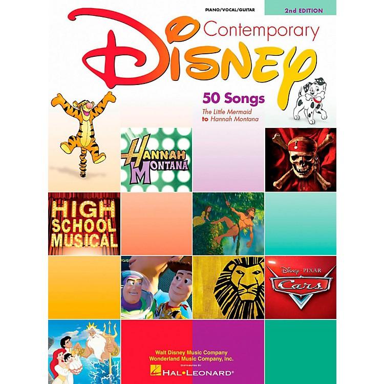 Hal LeonardContemporary Disney Piano, Vocal, Guitar Songbook