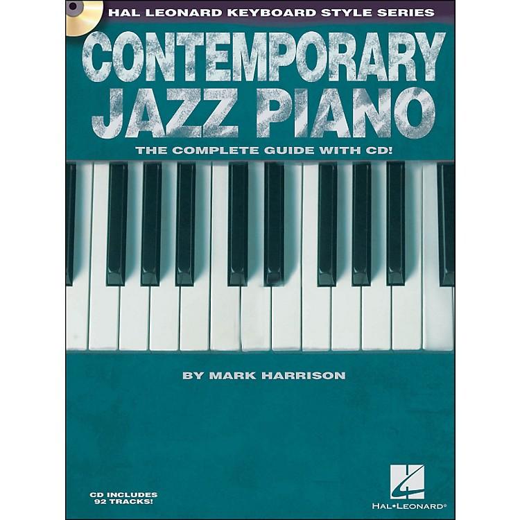 Hal LeonardContemporary Jazz Piano (Book/CD) - Hal Leonard Keyboard Style Series