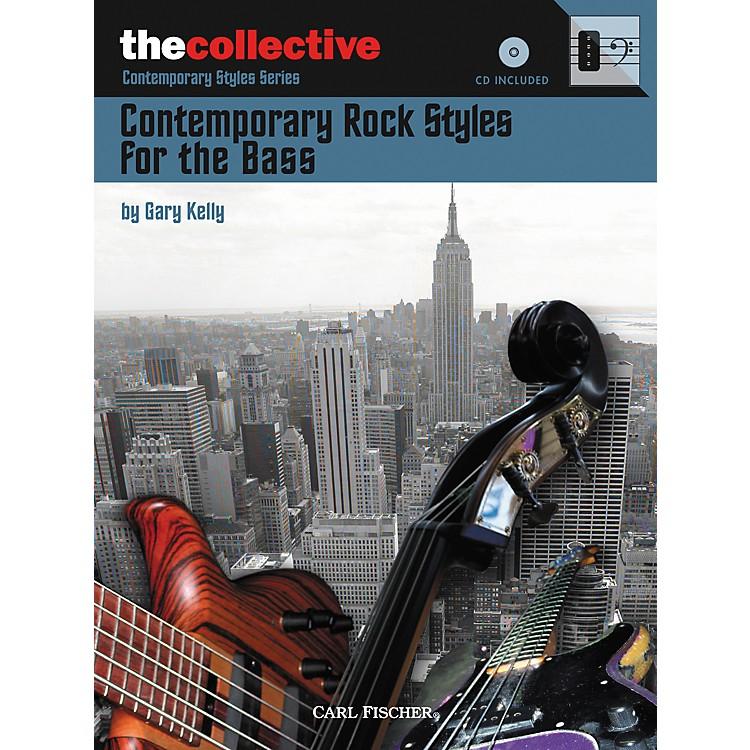 Carl FischerContemporary Rock Styles for the Bass Book/CD