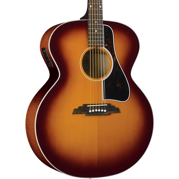 BlueridgeContemporary Series BG-1500E Super Jumbo Acoustic-Electric GuitarVintage Sunburst