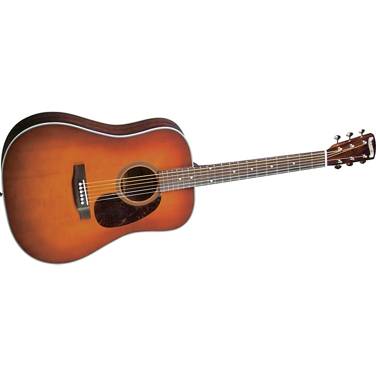 Blueridge Contemporary Series BR-60 Adirondack Dreadnought Acoustic Guitar Sunburst