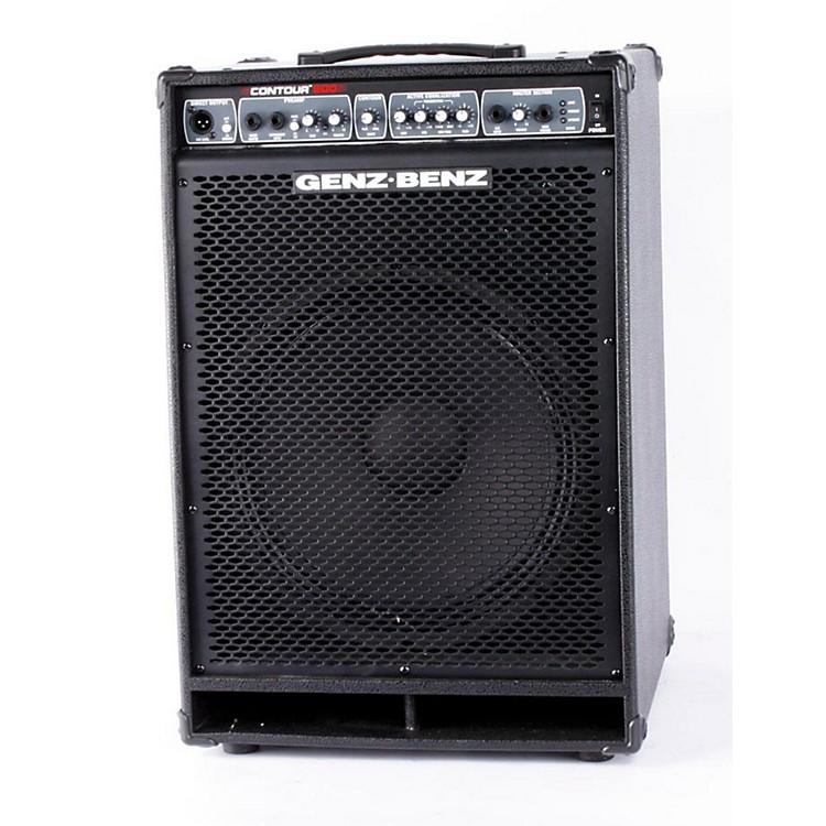 Genz BenzContour 500 Series CTR500-115T 500W 1x15 Bass  Combo AmpRegular886830952647