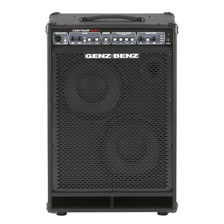 Genz BenzContour 500 Series CTR500-210T 500W 2x10 Bass Combo Amp