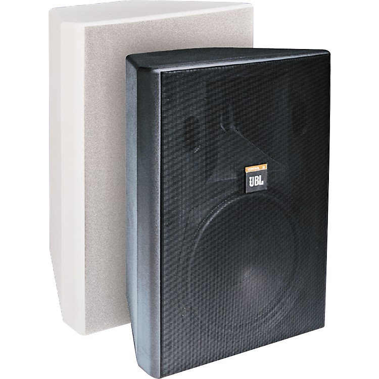 JBL Control 28T-60 High-Output Indoor/Outdoor Background/Foreground Speaker Black
