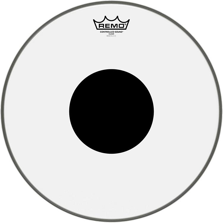 RemoControlled Sound Black Dot Batter Head15 in.