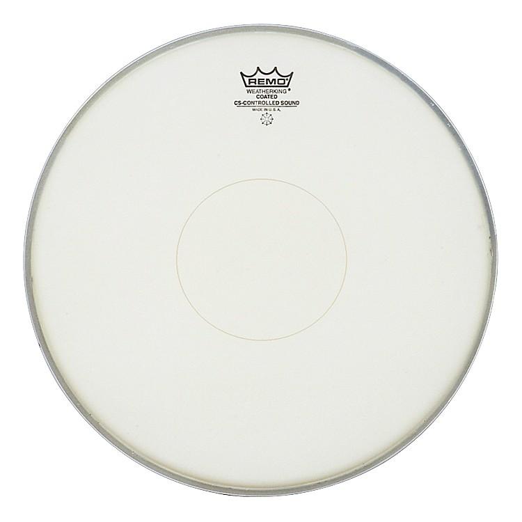 RemoControlled Sound Coated Clear Dot Bottom Dot Snare Batter14 in.