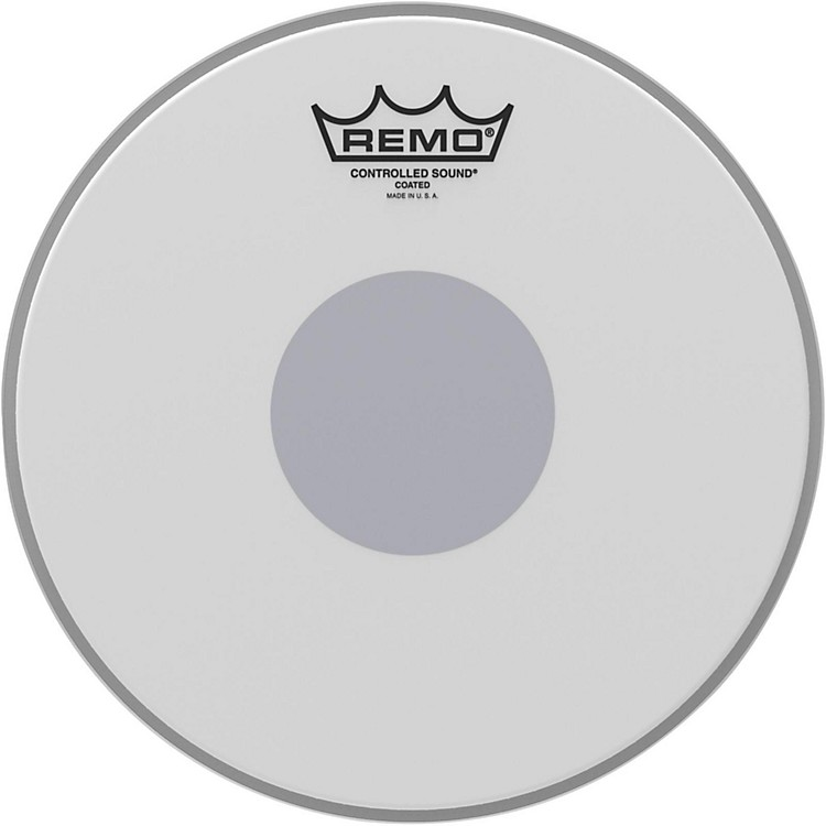 Remo Controlled Sound Reverse Dot Coated Snare Head  10 in.