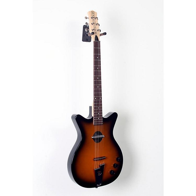 DanelectroConvertible Acoustic-Electric GuitarTobacco Sunburst888365802145