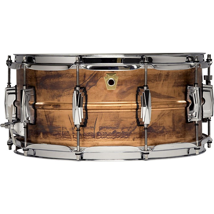 Ludwig Copper Phonic Snare Drum 14 x 5 in.