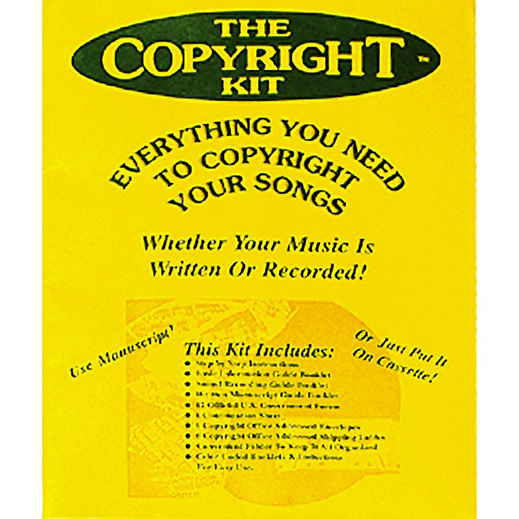 Dean Markley Copyright Kit