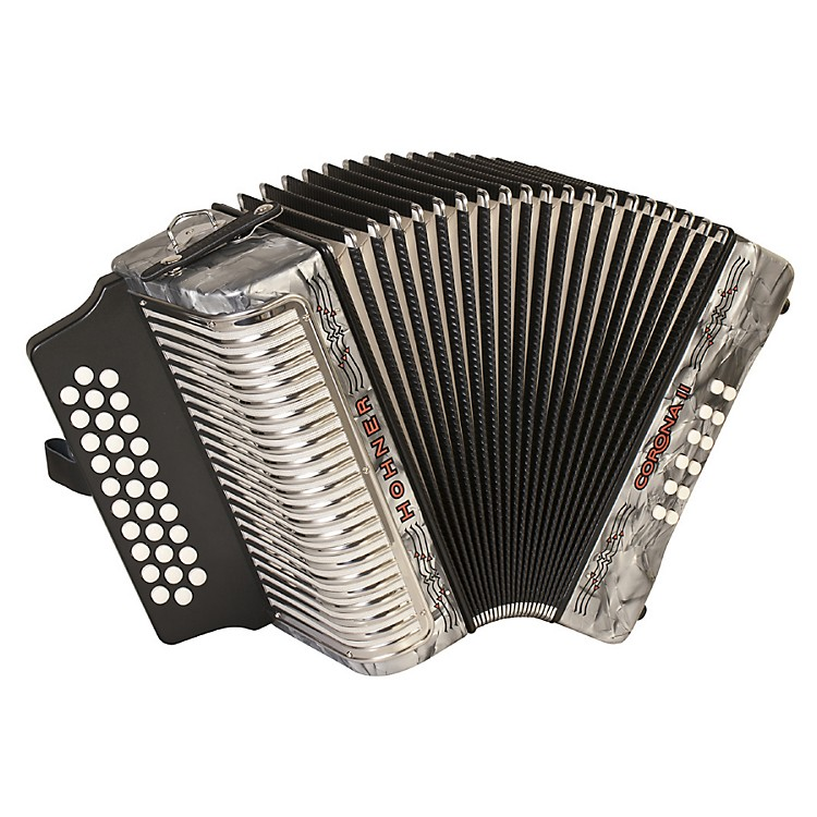 Hohner Corona II 3500 GCF Accordion
