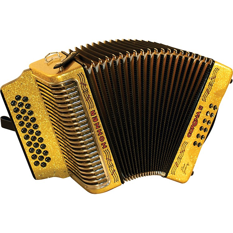 Hohner Corona IIIV Xtreme GCF Accordion