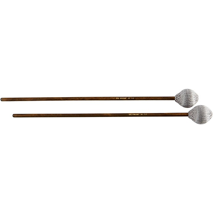 Vic Firth Corpsmaster Birch Marimba Mallets  Medium
