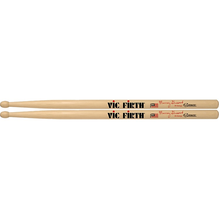 vic firth corpsmaster murray gussek signature snare drum sticks music123. Black Bedroom Furniture Sets. Home Design Ideas