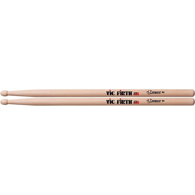 Vic Firth Corpsmaster Snare Sticks Wood 17 in.