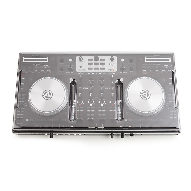 Decksaver Cover for Numark NS6