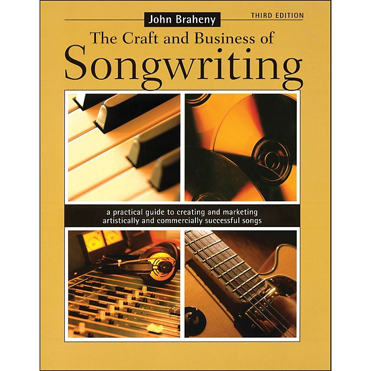 Hal Leonard Craft And Business Of Songwriting
