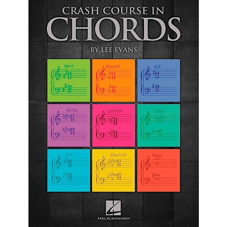 Hal LeonardCrash Course In Chords