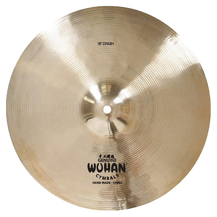 WuhanCrash Cymbal16 in.