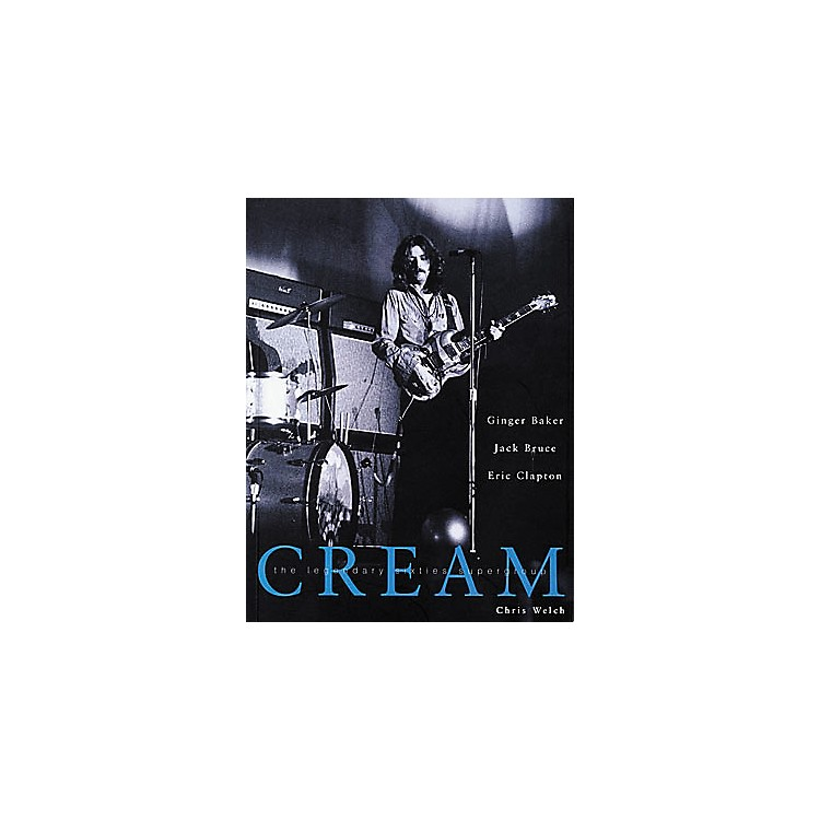 Backbeat Books Cream Book