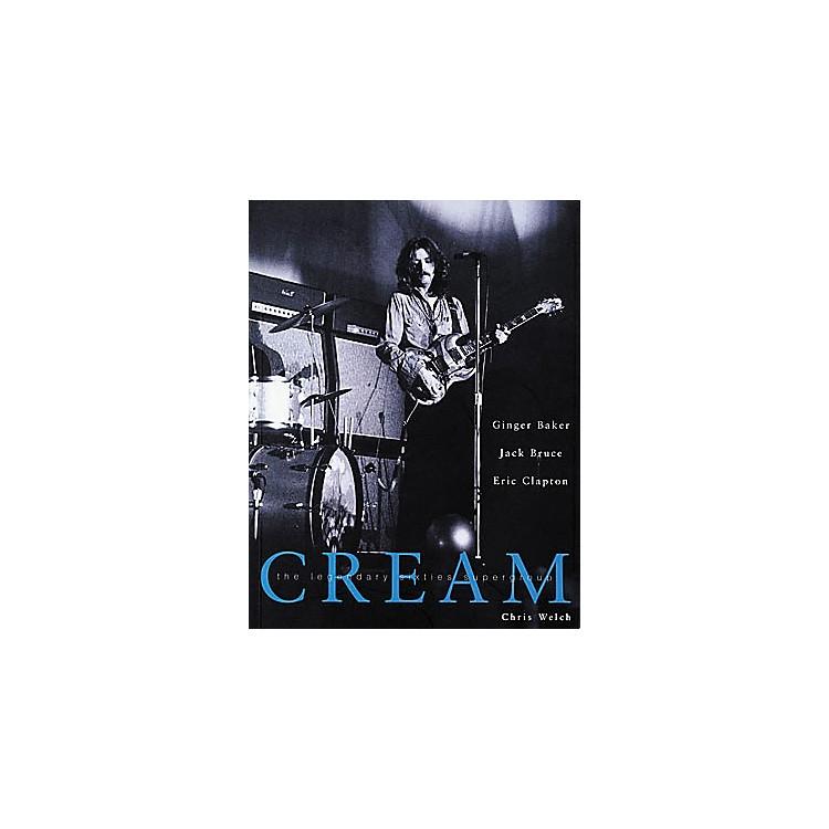 Backbeat BooksCream Book