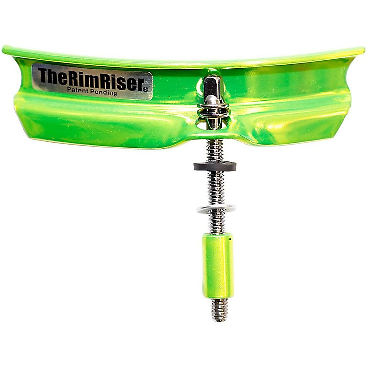 The RimRiserCross Stick Performance EnhancerShocker Yellow