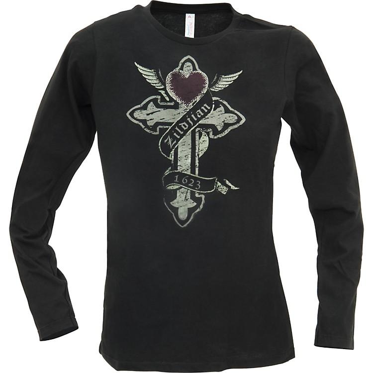 ZildjianCross Women's Long Sleeve Shirt