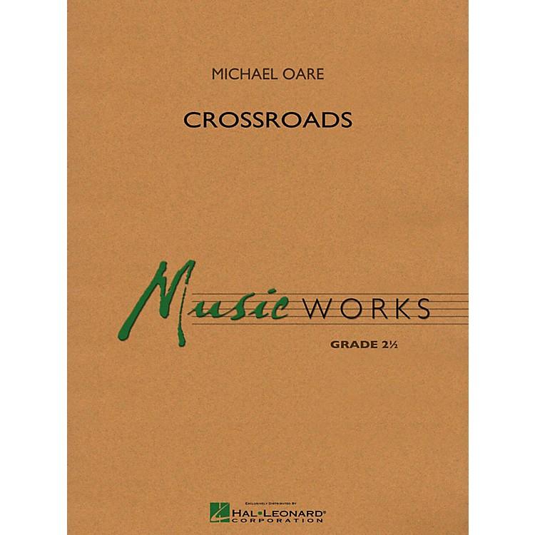 Hal LeonardCrossroads Concert Band Level 2
